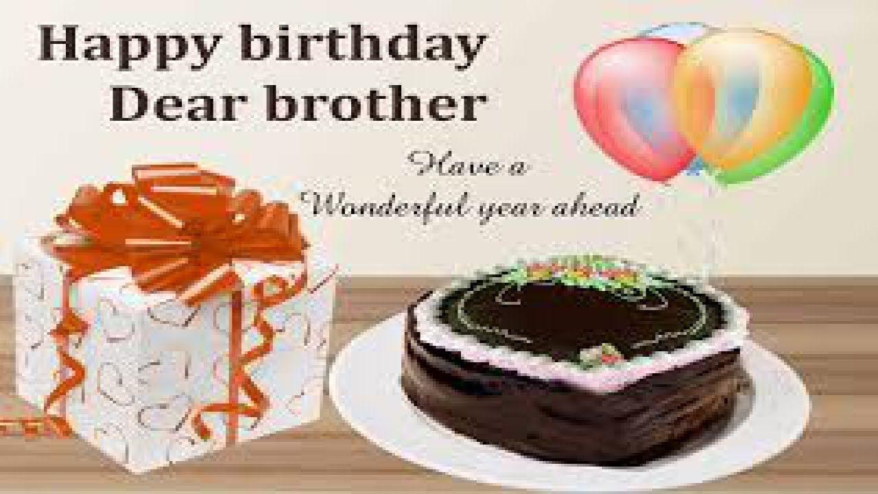 Happy Birthday Wishes 2 Happy Birthday Brother Birthday Greetings For Brother Birthday Wishes For Men
