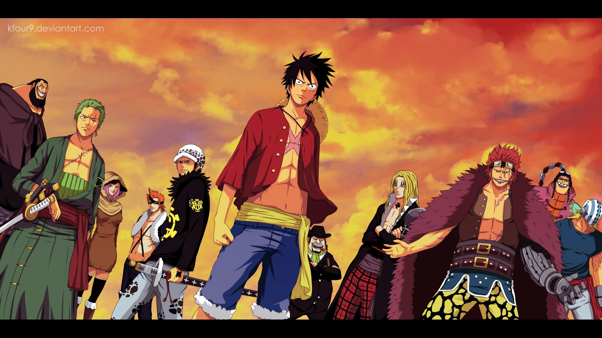 One Piece Wallpaper Hd 1920×1080 One Piece Wallpapers HD