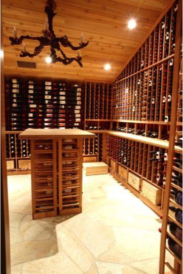 Pin by Los Angeles Custom Wine Cellars on Wine Cellar Design Ideas