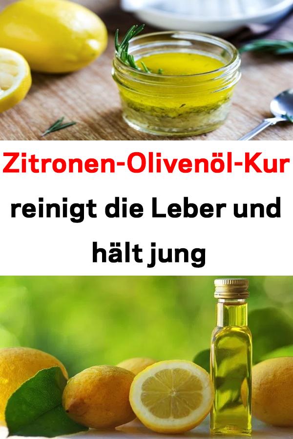 Zitronen Und Olivenöl