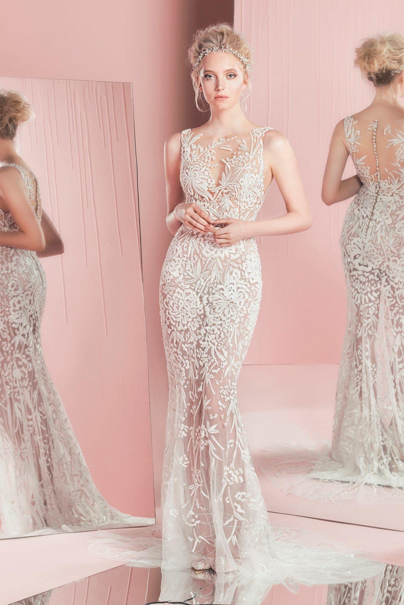 Bridal SS 16   wedding   Pinterest   Vestido de gala, Novios y ...
