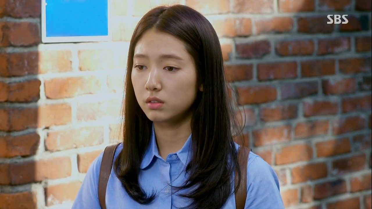 park shin hye hairstyle in the heirs 27   eh!   park shin