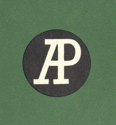 AP Logo: 1951 (of course I prefer this one)