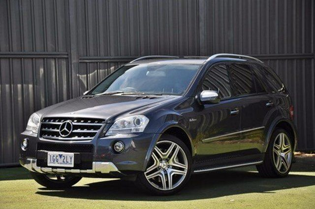 An immaculate example of whats acclaimed to be one of the best SUVs ever produced The Mercedes Benz AMG ML63 Finished in stunning Metallic Tenorite Grey ..., 1099425304