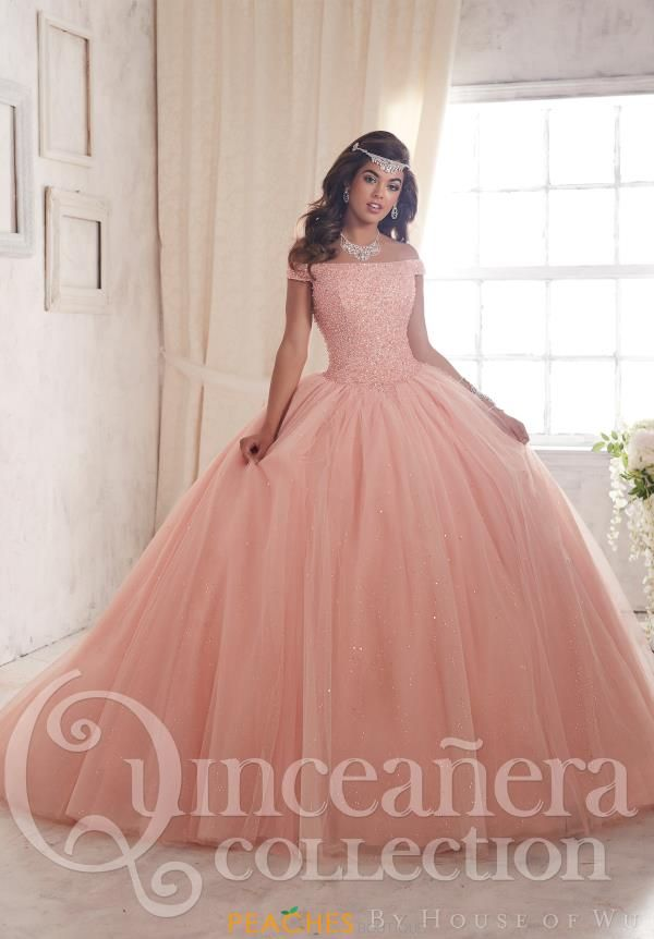 Tiffany Strapless Beaded Quinceanera Dress 26844 | Dresses ...