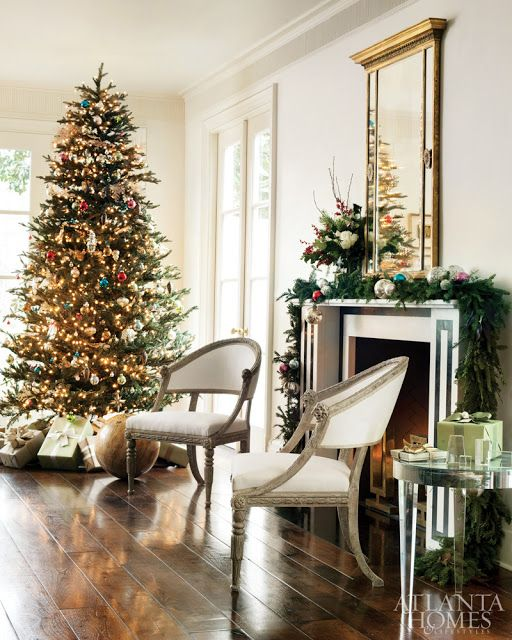 Christmas with Suzanne Kasler- The Glam Pad