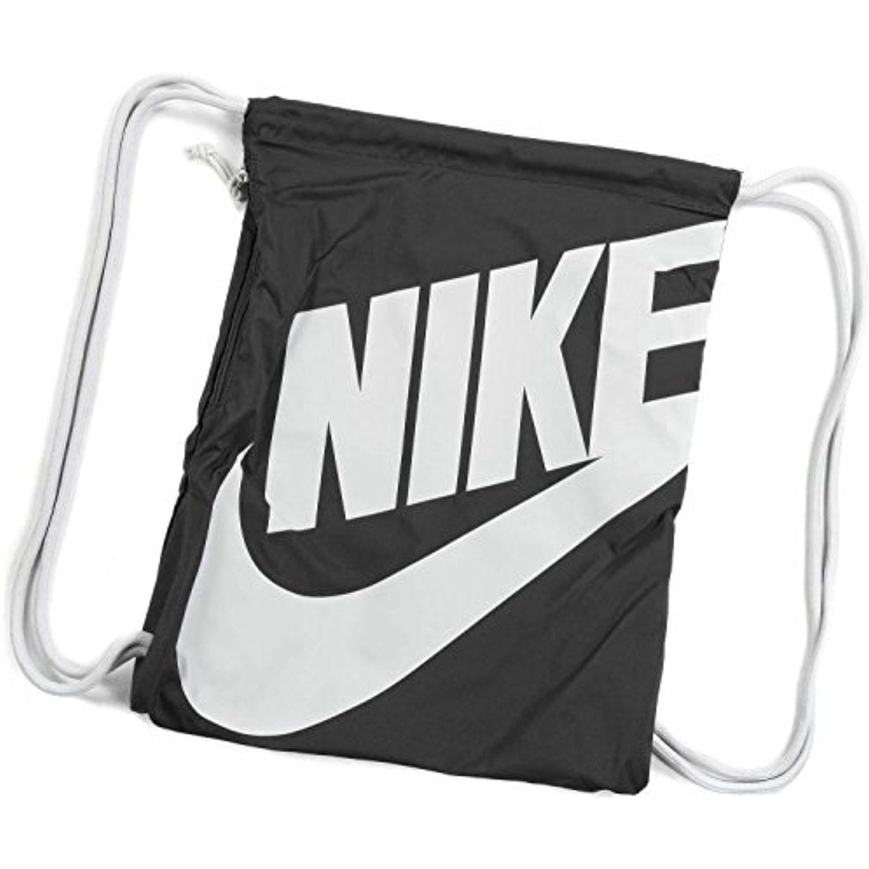 Nike Heritage Drawstring Gymsack Backpack 400 Denier Sport