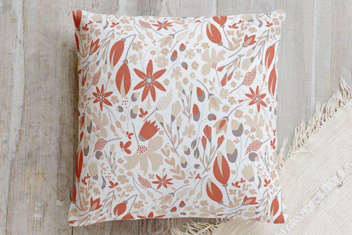 Awakening Pillow by Whitney Todd   Minted