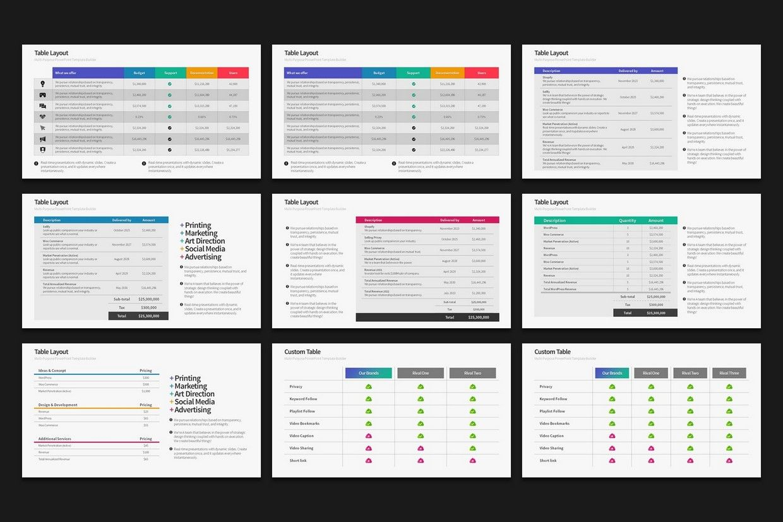 Warna Slides MultiPurpose PowerPoint Template 2020