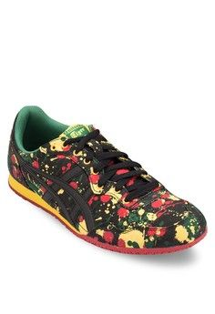 lowest price 3dc05 ca82c Serrano Shoes from Onitsuka Tiger in black and multi_1 ...
