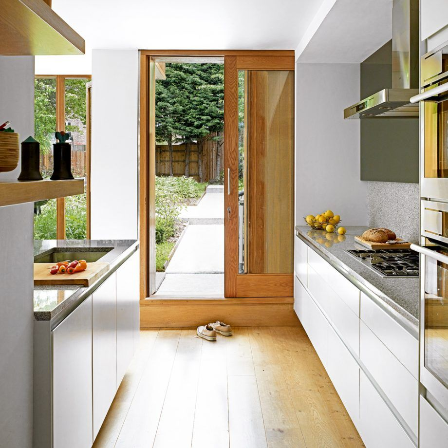 Small Galley Kitchen Ideas Design Inspiration: Galley Kitchen Ideas That Work For Rooms Of All Sizes