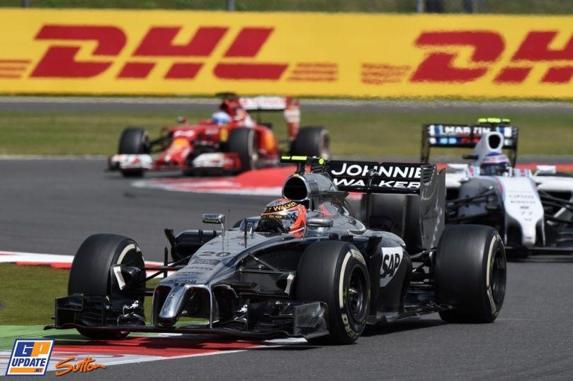 Kevin Magnussen, McLaren, Formule 1 Grand Prix van Groot-Brittannië 2014, Formule 1