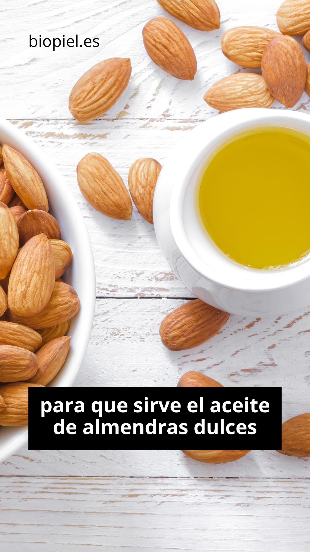 Aceite De Almendras Propiedades Para La Piel Cara Y Pelo Food Fruit Cantaloupe