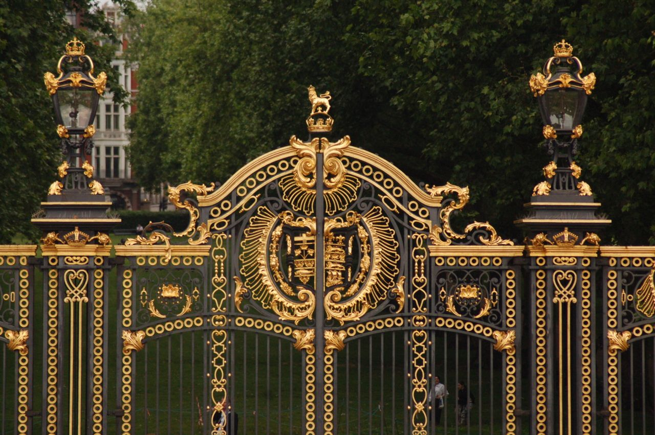 Gorgeous Gate Gold Gate Gate Entrance Gates