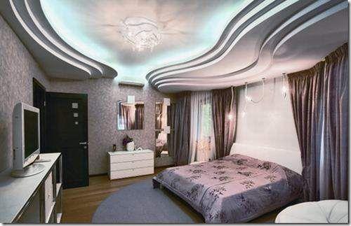 Luxury Modern Pop Ceiling Interior Design Ideas Pictures – Bedroom Ceiling Ideas
