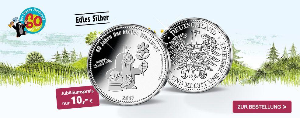 Silberausgabe Der Kleine Maulwurf Witzig Pinterest Kleiner