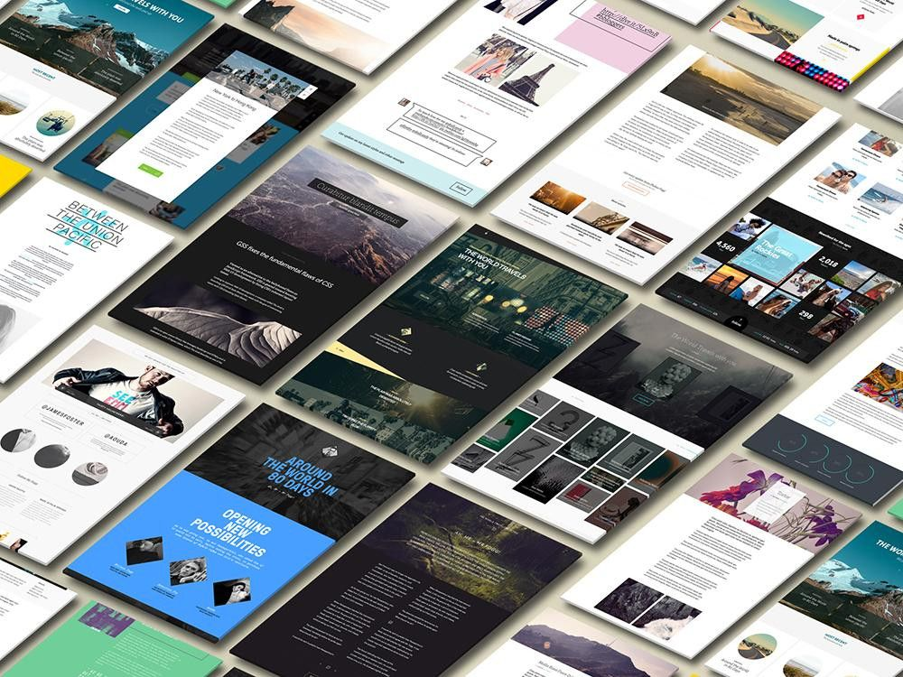 The Grid: AI websites that design themselves #UI