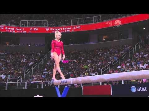 Nastia Liukin Says Goodbye - So much love from Team USA.