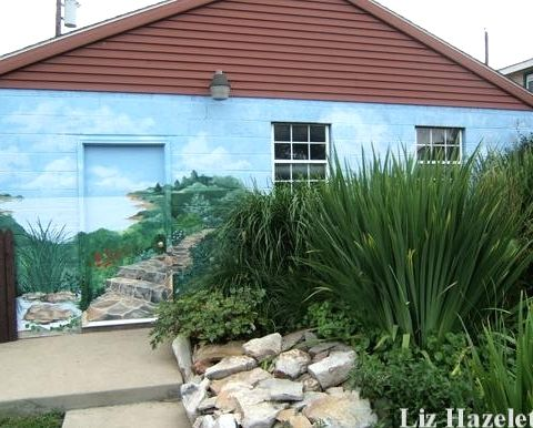 Painted Houses  Exterior Home Painting Ideas with a Sea Theme
