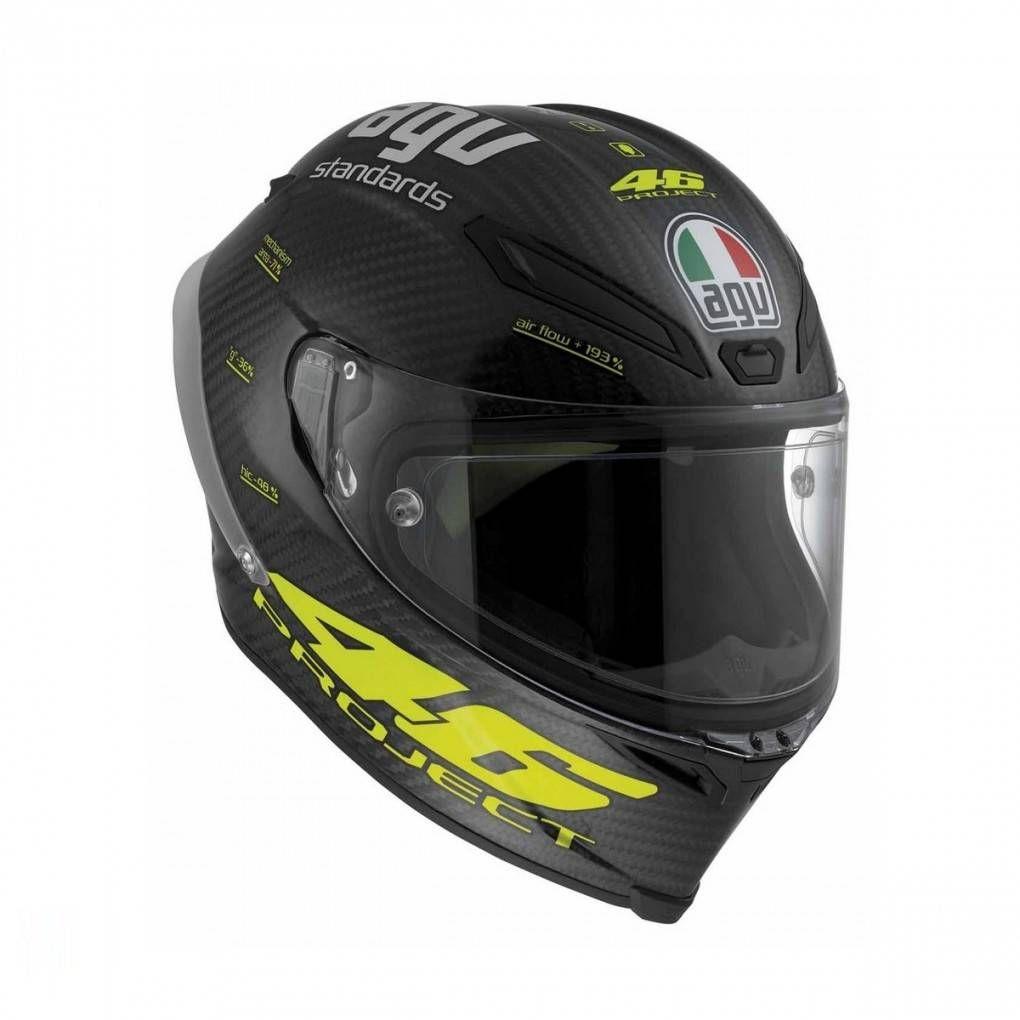 AGV Pista GP Project 46 Valentino Rossi CARBON · Agv HelmetsHelmet ...