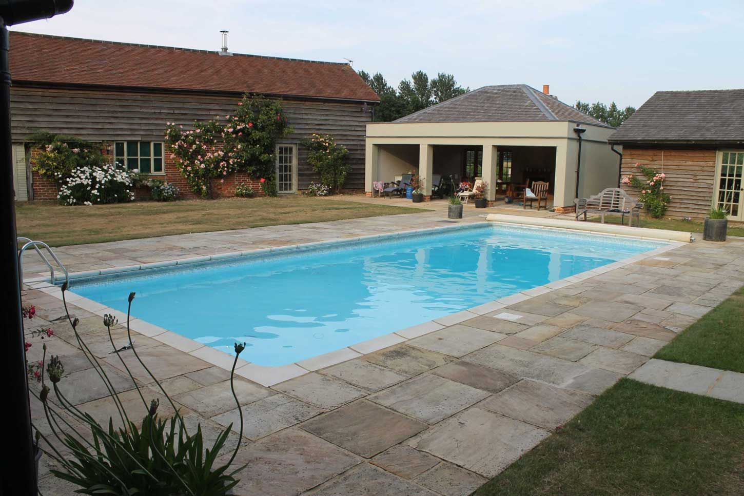 Shared Swimming Pool open May-September