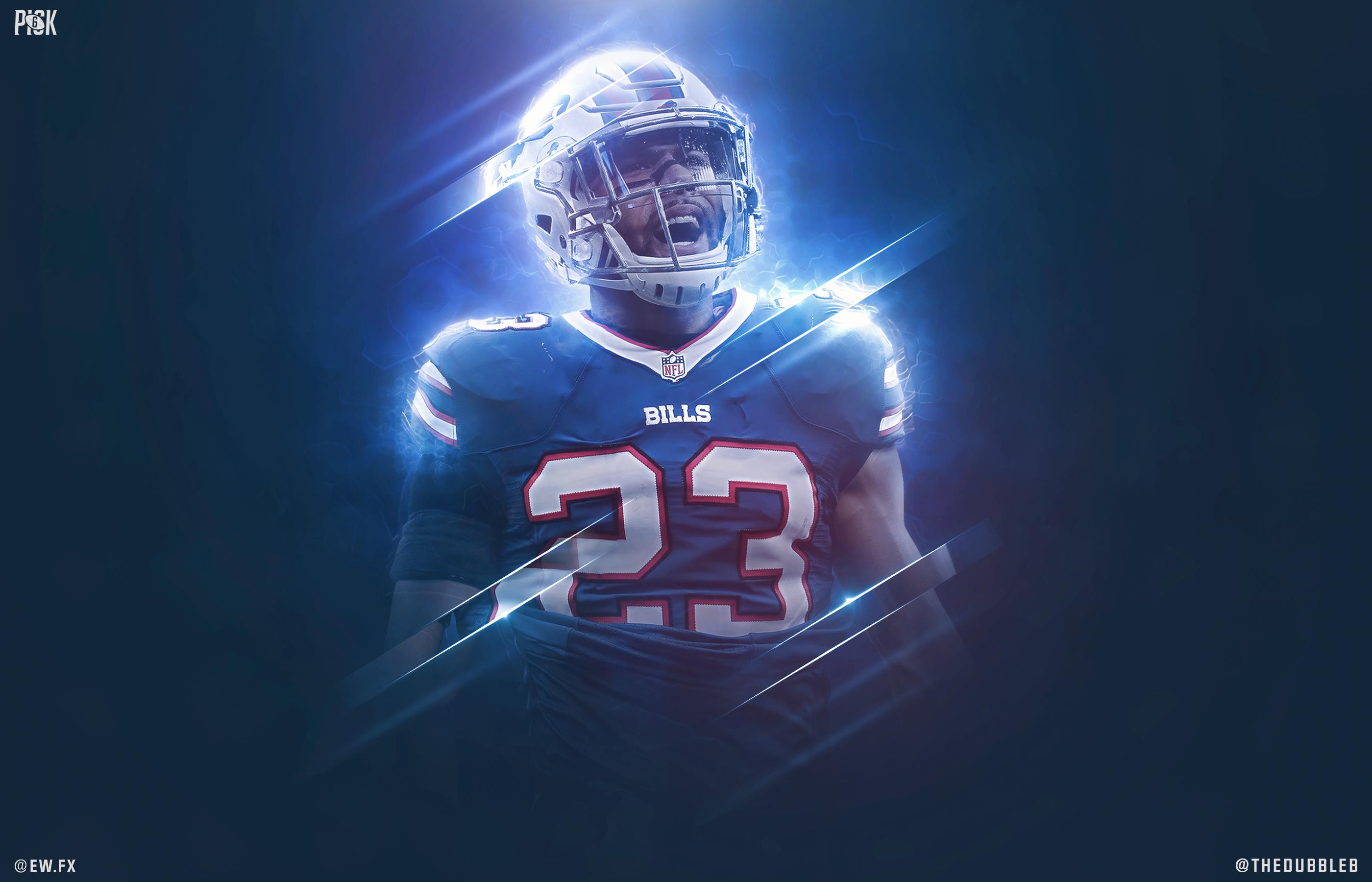 278d66e27094a5 NFL Wallpapers [2017] - Personal Project   sports gfx   Wallpaper ...
