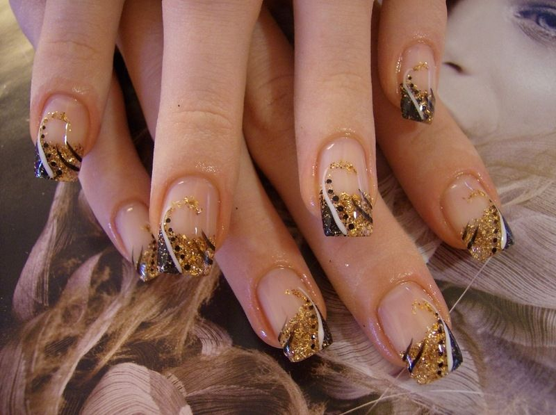 New french manicure designs posted by mynameus wednesday july new french manicure designs posted by mynameus wednesday july 20 2011 prinsesfo Gallery