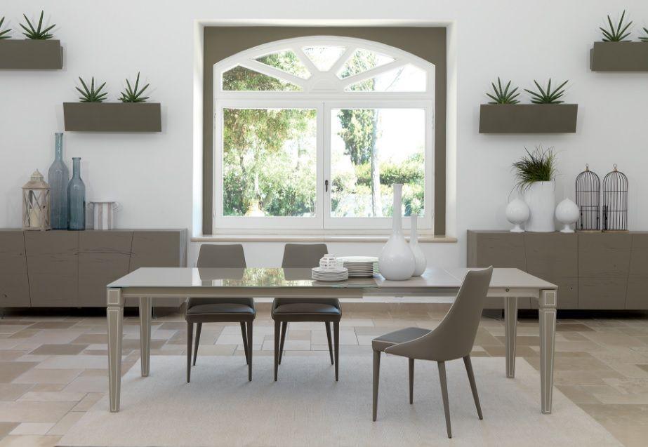Tavolo Boston ~ Tavolo allungabile in legno tomasella twiggy living rooms and room