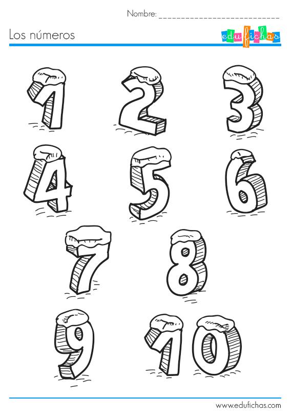 Si te gustó el abecedario de nieve, aquí tienes su equivalente en ...