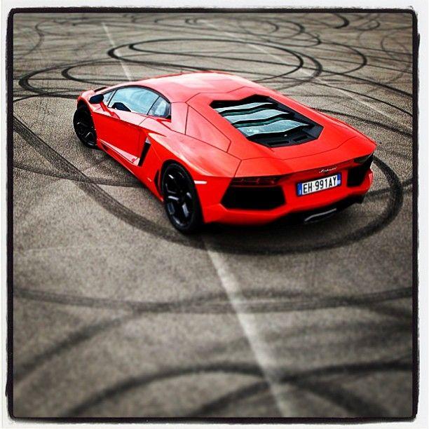 Red Lamborghini Aventador: Spectacular Lamborghini Aventador Matte Red!!! #wow