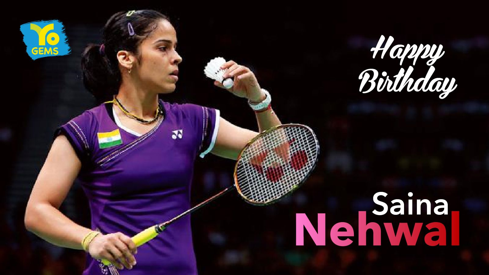 Happy Birthday Acebadmintonplayer An Indian Badminton Player Who Attained A Career Best Ranking Of 2nd December 2010 By In 2020 Sports Personality Happy Birthday