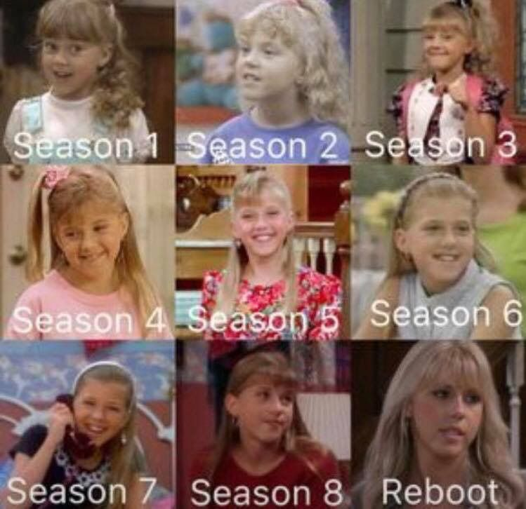Pin By My Home On Jodie Sweetin Full House Funny Full House Full House Cast