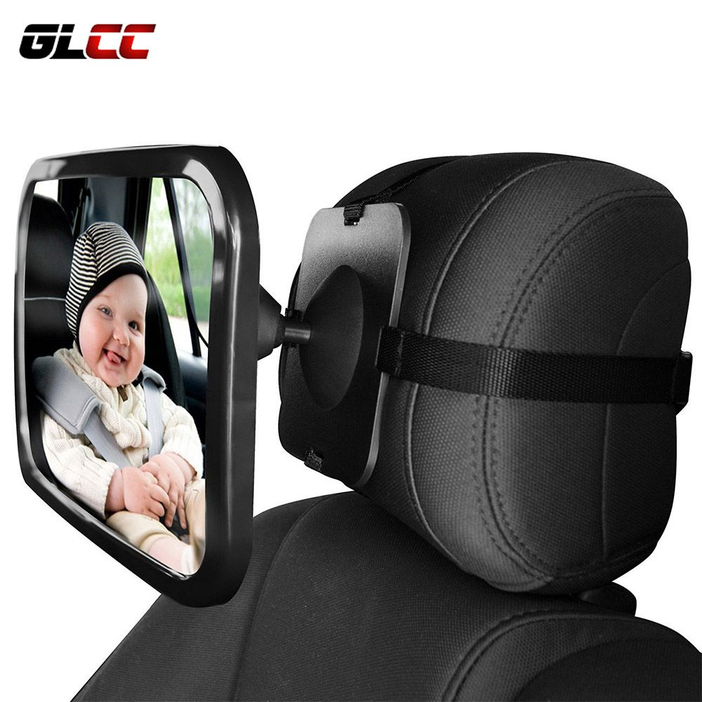 Car Baby Safety View Back Seat Mirror Kids Facing Rear Ward Infant Care Monitor