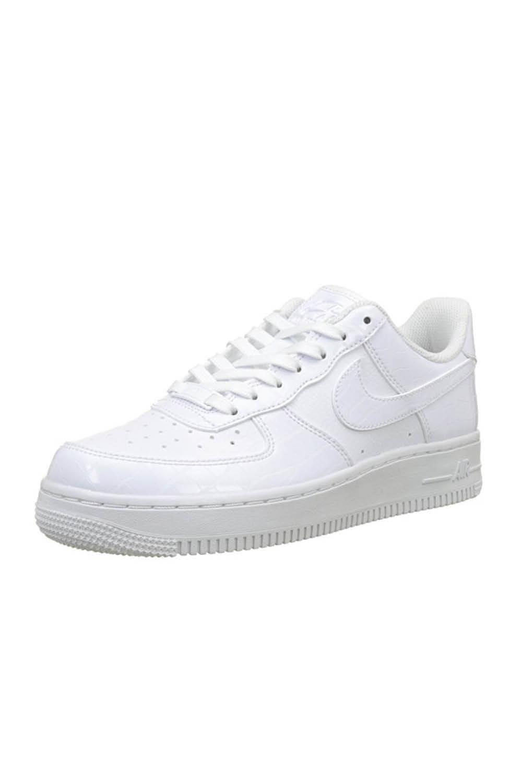 zapatillas blanca nike mujer