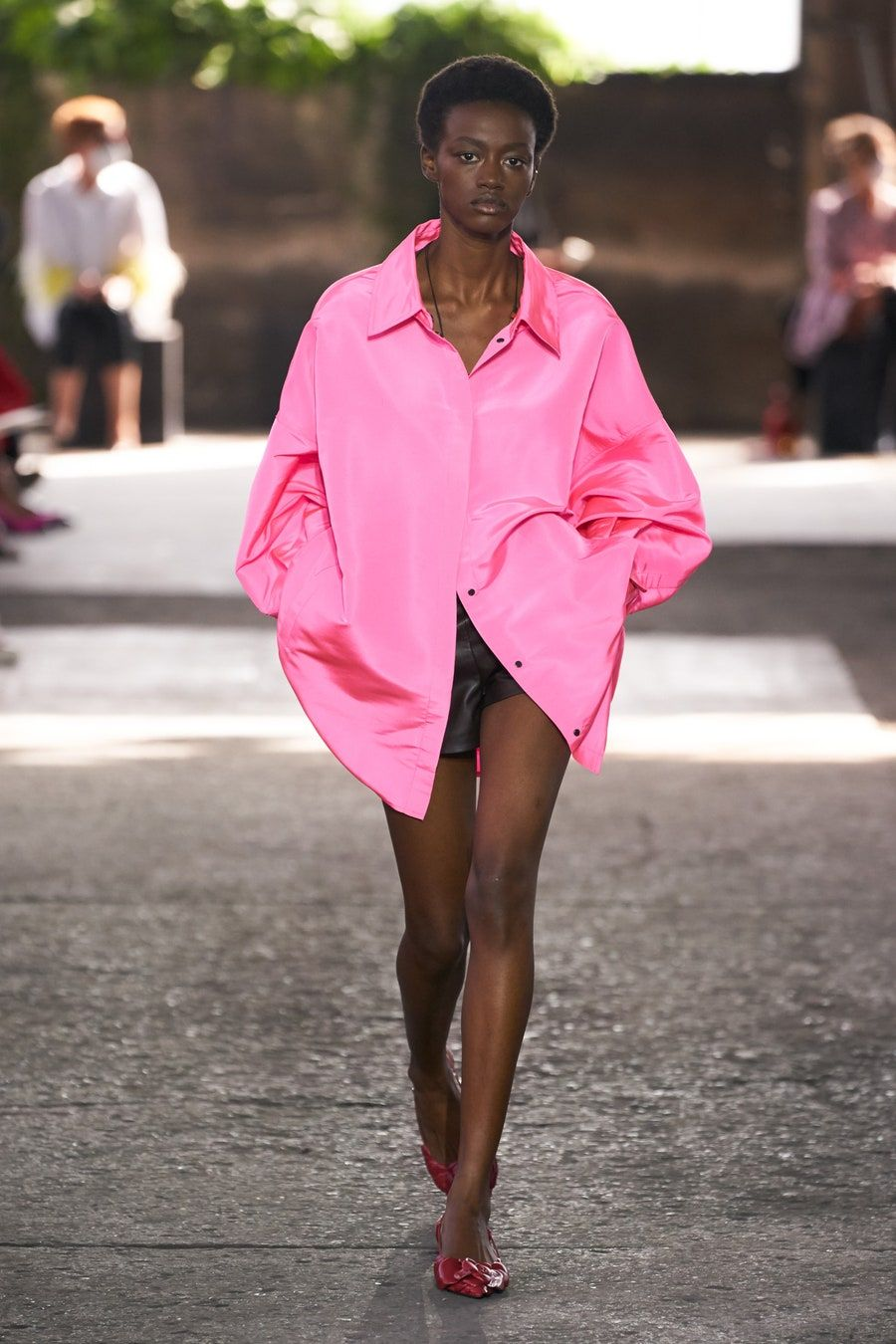 Valentino Spring 2021 Ready-to-Wear Fashion Show
