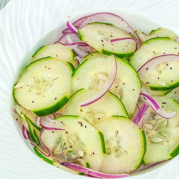 Cucumber Salad Recipe Filipino Style