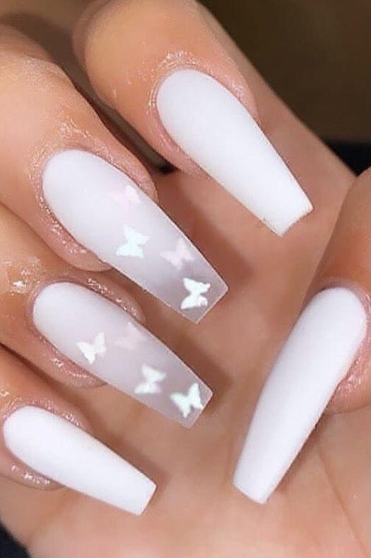 55+Cute Trendy Spring Nail Ideas 2021