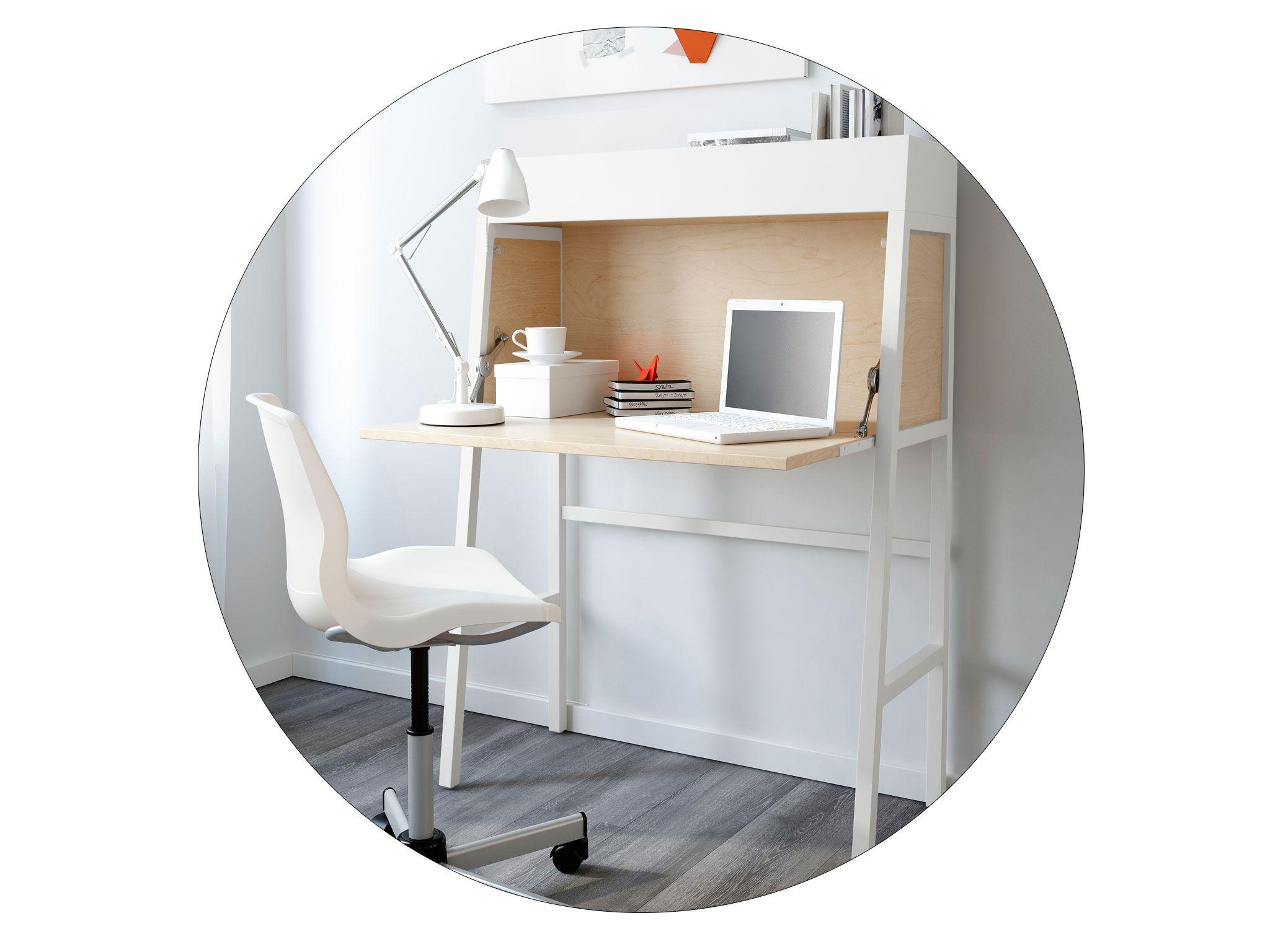 Ps 2014 bureau white birch veneer 90 x 127 cm in 2018 interior