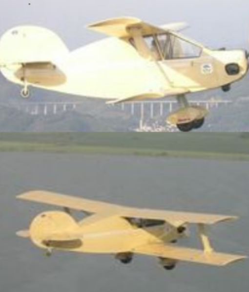 Lightweight Ultralights, Wood Construction Plans | Above and Beyond