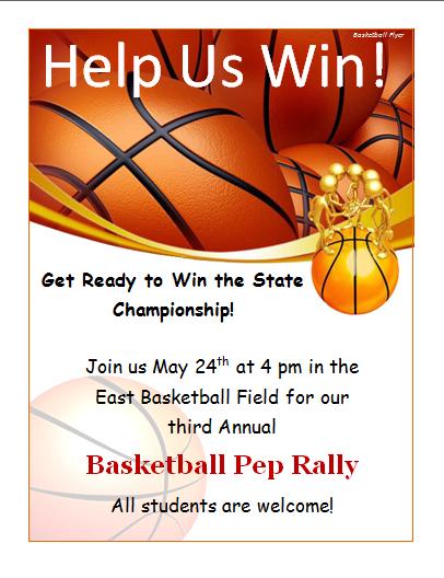 basketball flyer template word education pinterest basketball