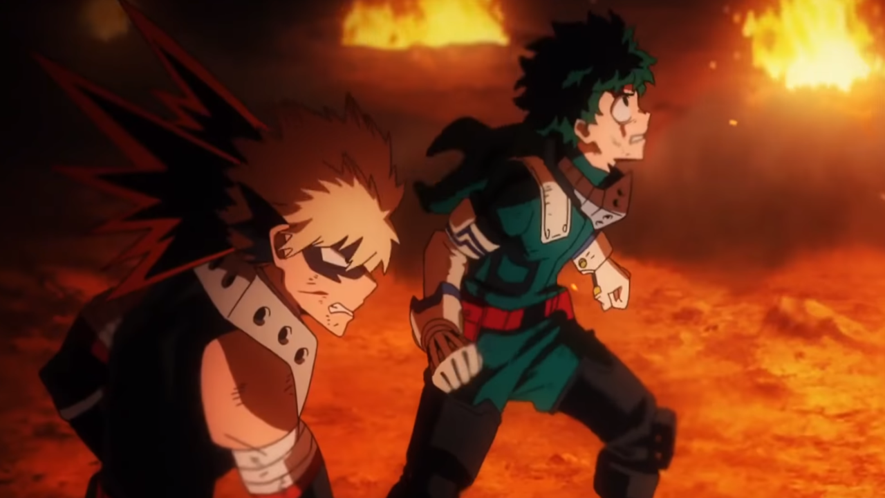 Creator of My Hero Academia Heroes Rising Reveals Why the