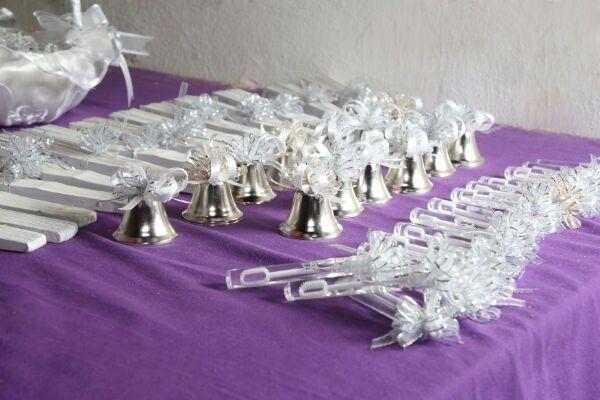 Detalles d una boda