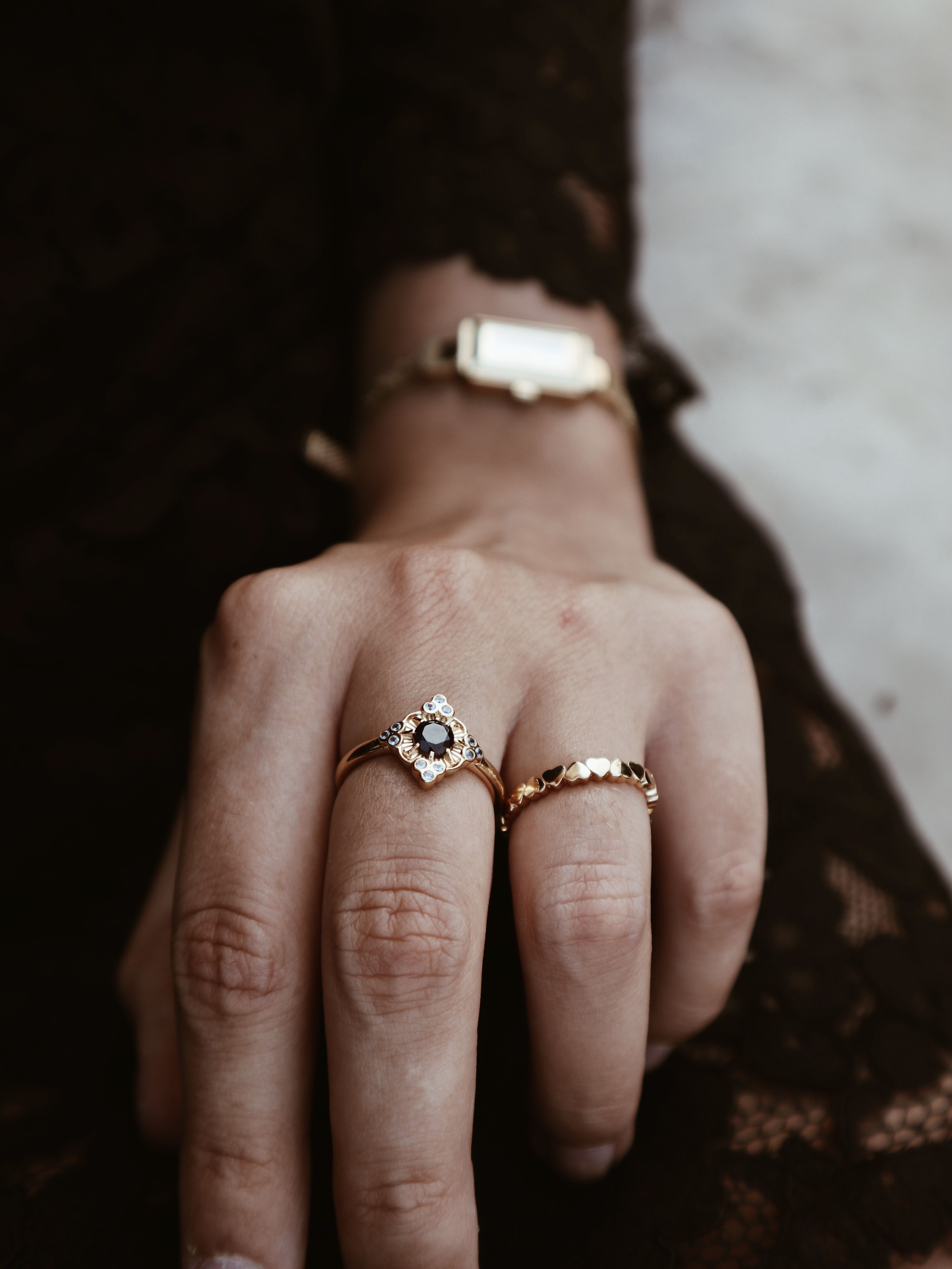 Pin Auf Rings Which Ring Type Are You