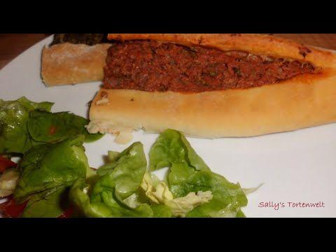 Pide Mit Hackfleisch Spinat Feta Rezept Kiymali Pide Ispanakli Pide Tarifi Turkisch Youtube Rezepte Pide Rezepte Hauptspeise