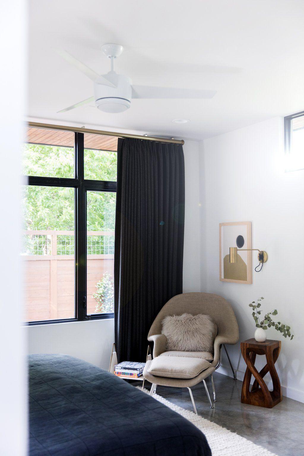 our austin casa mid century modern master bedroom modern master