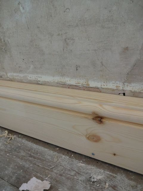 Hiding Pipes Behind Skirting (With images) | Hide pipes ...
