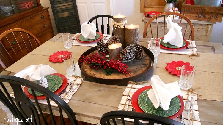 14 days of make it merry holiday at home christmas dinner tableschristmas table settingschristmas
