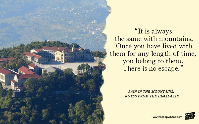 25 Moving Quotes By Ruskin Bond That Will Make You Fall In Love Ruskin Bond Bond Quotes Quotes About Moving On