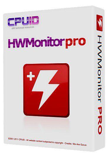 CPUID HWMonitor Pro 1.34 Full Key โปรแกรมแสดงหรือตรวจสอบส่วนประกอบเครื่อง ,ดูอุณหภูมิ