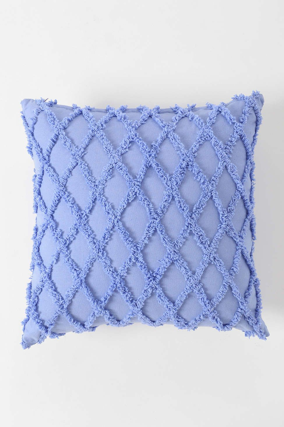 Plum & Bow Diamond Chenille Pillow - Urban Outfitters